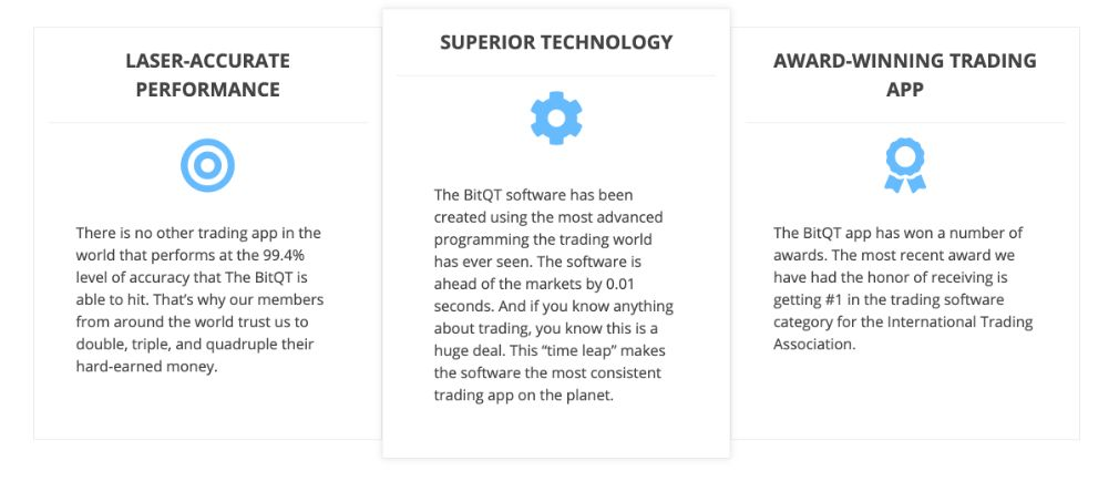 BitQT benefits