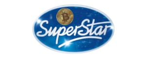 Bitcoin Superstar Logo