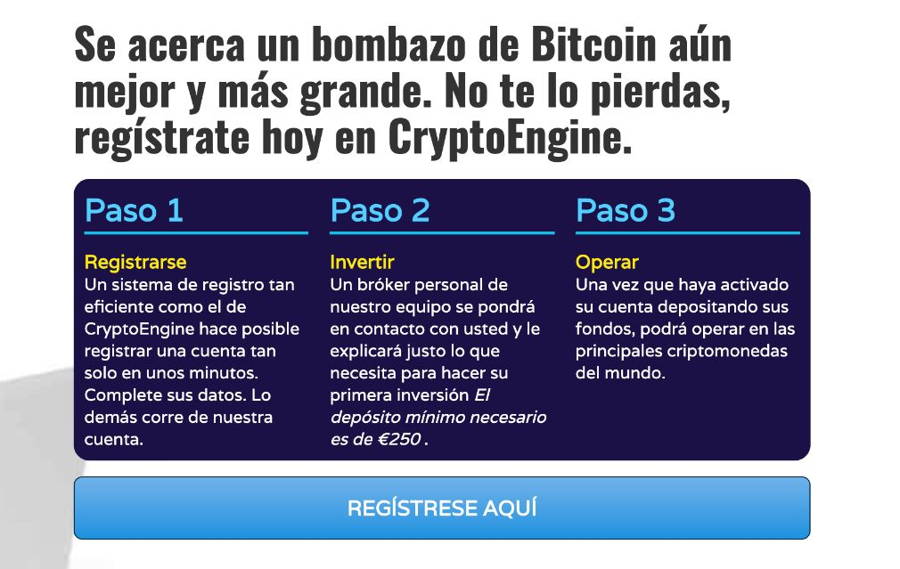 Crypto Engine como funciona