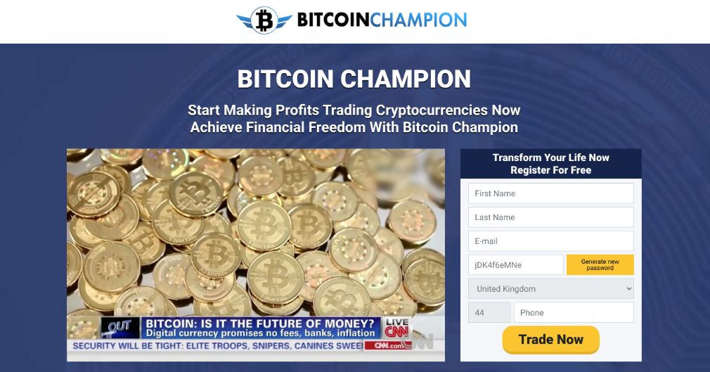 Bitcoin Champion Truffa