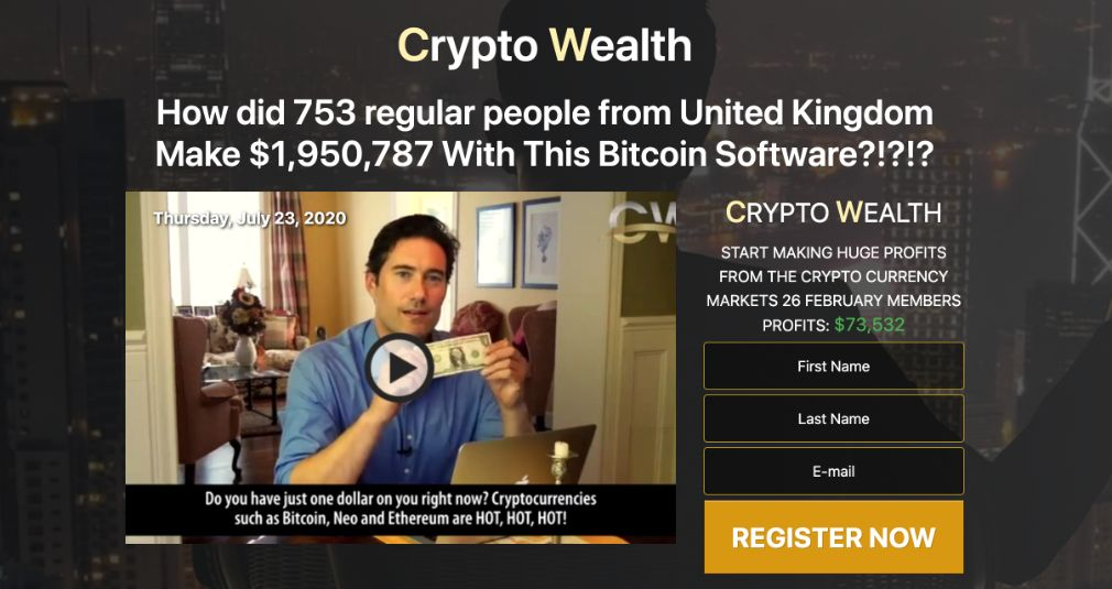 Crypto Wealth Review