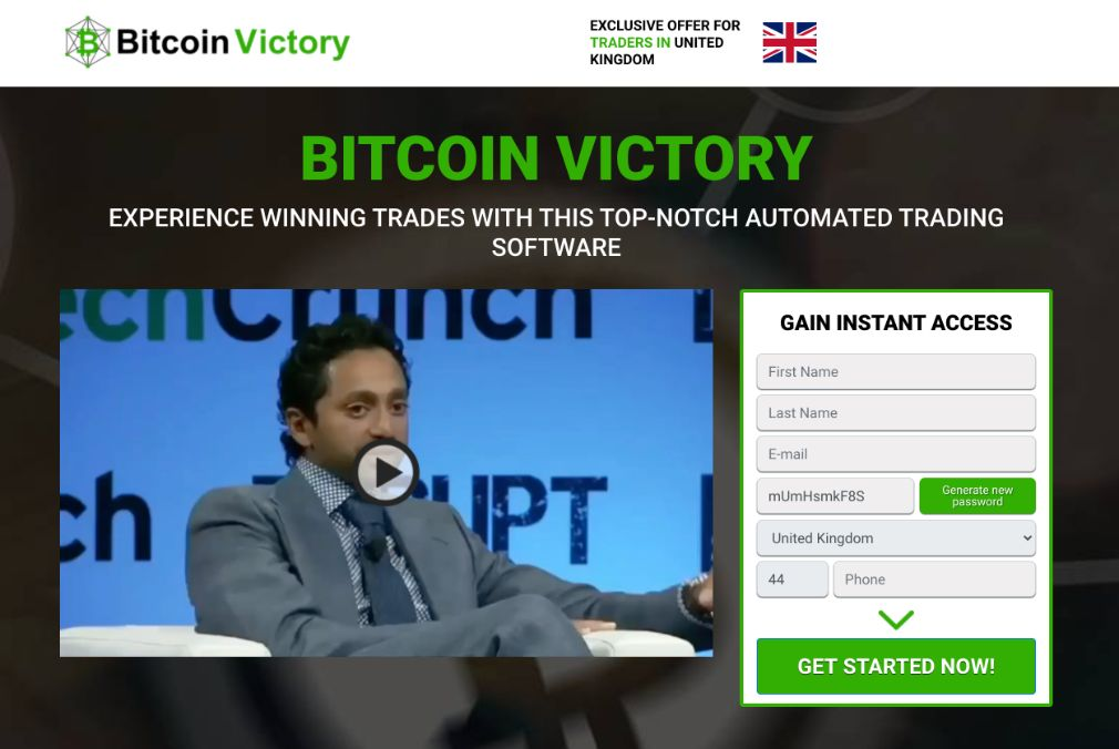Bitcoin Victory Review